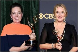 Emmy Awards 2021, tutti i vincitori da The Crown a Kate Winslet e Ted Lasso