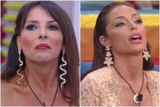 """GFVip, Miriana Trevisan si sente esclusa dal gruppo, volano accuse: """"È falsa"""""""