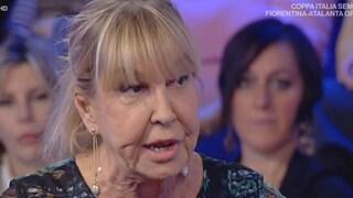 """Wilma Goich e il dolore per la morte della figlia: """"Il GF Vip potrebbe essere una terapia"""""""
