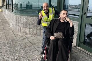Perché Costantino della Gherardesca è partito per Pechino Express in sedia a rotelle