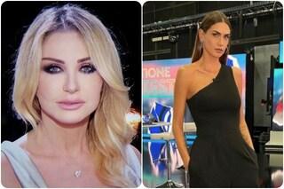 """Paola Ferrari: """"Melissa Satta a Sky solo perché bella"""", la showgirl: """"Sono lì per fare spettacolo"""""""