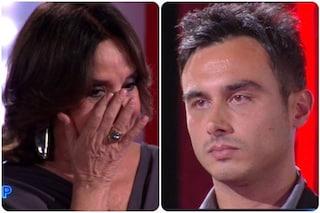 """GF Vip, Nicola Pisu incontra la madre Patrizia Mirigliani: """"Grazie per avermi salvato la vita"""""""