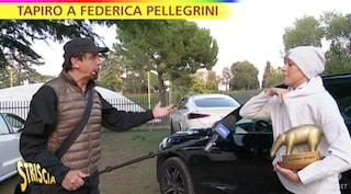 """Federica Pellegrini e il flirt con Massimiliano Rosolino: """"Avevo 16 anni e non è bello parlarne"""""""