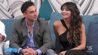 Nicola Pisu e Miriana Trevisan stanno vivendo un sentimento importante al GfVip
