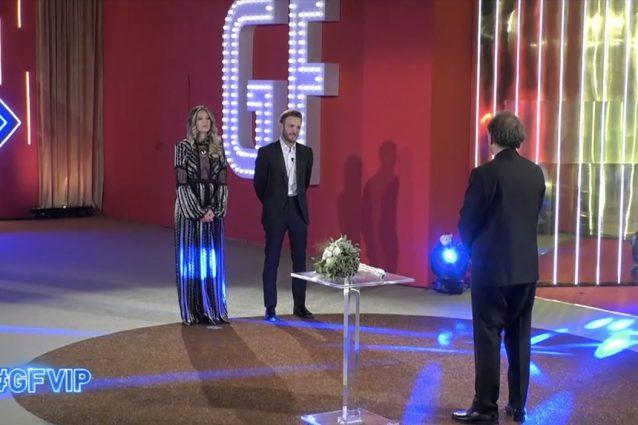 I 5 momenti imperdibili della decima puntata del GF Vip: dalle nozze di Guenda a tutti contro Soleil