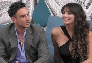 """GF Vip, Miriana Trevisan e l'amore di Nicola Pisu: """"Senza telecamere lo frequenterei"""""""