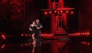 Vincenzo Salemme ballerino per una notte nella seconda puntata di Ballando con le stelle