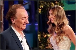 """Amedeo Goria piange per Vera Miales al GF Vip, la reazione della figlia Guenda: """"Papà, rinsavisci"""""""