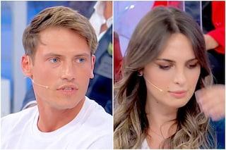 """L'imbarazzo di Andrea Nicole dopo il primo bacio con Ciprian: """"Con la lingua non era il caso"""""""