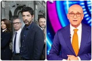 I Bastardi di Pizzofalcone imbattibili agli ascolti tv, rimonta il Grande Fratello Vip