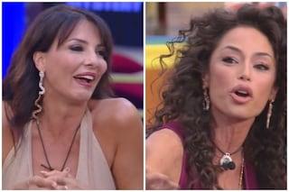 """""""Sei falsa"""", Raffaella Fico contro Miriana Trevisan al Grande Fratello Vip"""