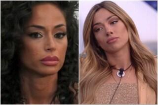 """Bicchiere-Gate, Raffaella Fico contro Soleil Sorge: """"Potevo morire"""", """"Sei una vittima"""""""
