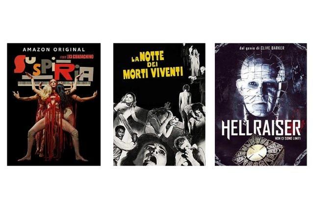 15 film horror da vedere ad Halloween disponibili su Amazon Prime Video