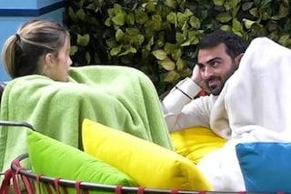 """Gianmaria Antinolfi a Sophie Codegoni: """"Non riesco a starti lontano"""", lei lo rifiuta poi lo gela"""