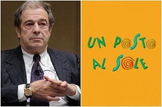"""Un posto al sole, il creatore Gianni Minoli: """"Cambiare orario per Lucia Annunziata è un suicidio"""""""