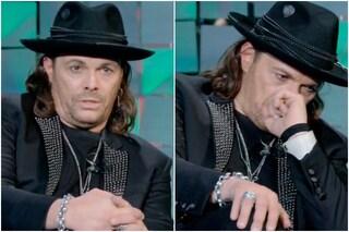 """Gianluca Grignani: """"Un pedofilo mi ha molestato e picchiato"""", poi piange per i figli e l'amica morta"""
