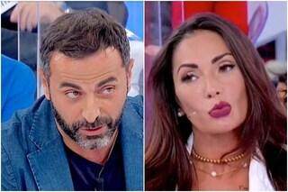 """Uomini e Donne, Ida Platano e Marcello distanti: """"È nata come una favola, poi è scemata"""""""