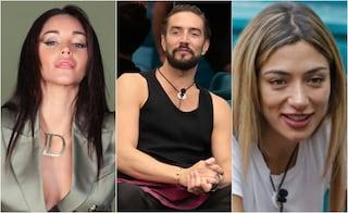 """GF Vip, Delia Duran gelosa del rapporto tra Alex Belli e Soleil: """"Se vanno oltre entro nella casa"""""""