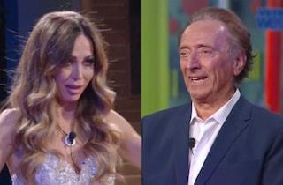 """GF Vip, Vera Miales ad Amedeo Goria: """"Non sono incinta, ma ho avuto una gravidanza isterica"""""""