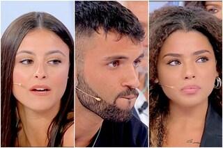 Uomini e Donne, Noemi Baratto infastidita dal feeling tra Matteo Fioravanti e Veronica