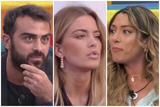 """GFVip, Sophie Codegoni tra Soleil Sorge e Gianmaria Antinolfi: """"Tra noi c'è attrazione"""""""