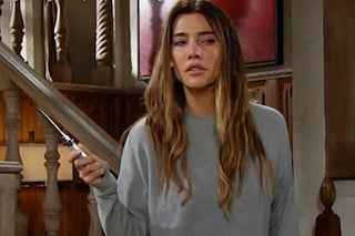 Beautiful anticipazioni puntate dal 18 al 23 ottobre: Steffy minaccia la famiglia con un coltello