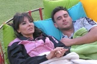 """GFVip, Miriana Trevisan sempre più vicina a Nicola Pisu: """"Mi piacerebbe conoscerti fuori"""""""