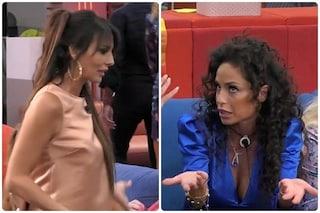 Grande Fratello Vip, lo scontro tra Raffaella Fico e Miriana Trevisan