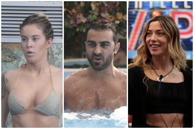 "Francesca Cipriani smaschera Sophie, Gianmaria e Soleil Sorge: ""Sono d'accordo, lo so da agosto"""