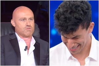 Youssef Zaki emoziona con la sua voce, scoppia a piangere ma Rudy Zerbi gli nega la finale
