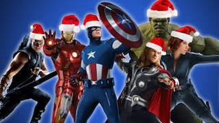 Gli Avengers augurano Buon Natale cantando i pezzi tradizionali (VIDEO)