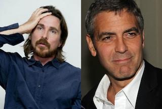 """Christian Bale critica Clooney e i divi di Hollywood: """"Smettetela di piagnucolare"""""""