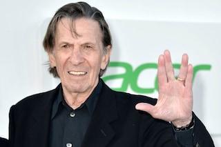 Addio al comandante Spock, muore a 83 anni Leonard Nimoy