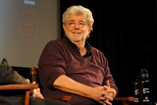 """George Lucas: """"Hollywood è un circo e la fantascienza non mi emoziona più"""""""