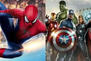 Spiderman a fianco degli Avengers in una serie di film: è ufficiale
