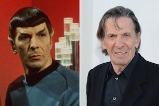 """Leonard Nimoy in ospedale, forti dolori al petto per lo Spock di """"Star Trek"""""""
