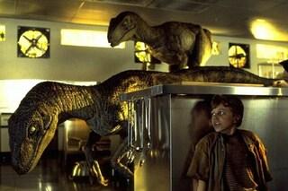 """Jurassic Park: """"Il verso del Velociraptor? Sono due tartarughe che si accoppiano"""""""