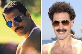 Sacha Baron Coen favorito per il film su Freddie Mercury: è lui l'uomo giusto?