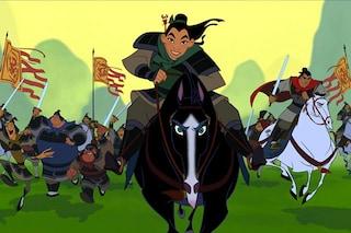 """Vogliono """"sbiancare"""" Mulan, tutti contro la Disney"""