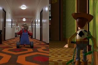 """Le citazioni in """"Toy Story 3"""" dedicate a """"Shining"""", dal tappeto alla stanza 237"""