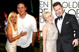 """Chris Pratt: """"Quando non ero famoso ci provavano con mia moglie davanti a me"""""""
