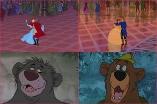"""Quando i classici Disney """"copiano"""" se stessi, ecco le autocitazioni più belle (VIDEO)"""