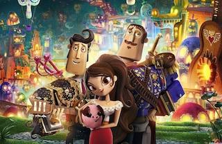 """""""Il libro della vita"""", il film d'animazione prodotto da Guillermo del Toro"""