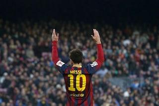 """""""Messi, Storia di un Campione"""": al cinema il film sulla """"pulce"""" salita sul tetto del mondo"""