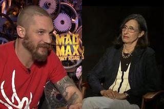 Gaffe a Sky Cinema, Alessandra Venezia scambia Tom Hardy per la sua controfigura
