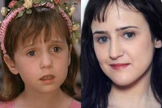 """Mara Wilson: """"Mia madre morì mentre giravo Matilda. Avevo bisogno di aiuto, ero infelice"""""""