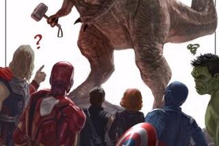 Jurassic World è il nuovo re degli incassi, gli Avengers fanno i complimenti
