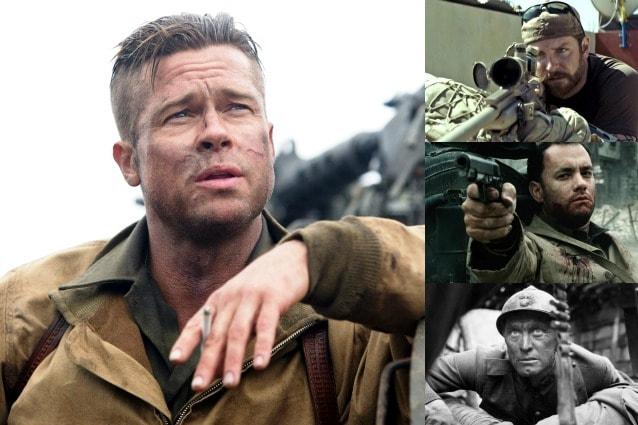 I 15 film di guerra più belli di sempre