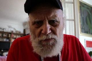 Remo Remotti è morto, aveva 90 anni: era il poeta della Roma moderna