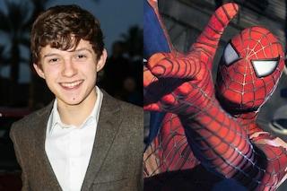 La Marvel ha deciso: Tom Holland è il nuovo Spider-Man